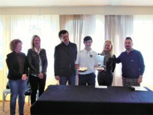 Al Golf Bellosguardo il VI Trofeo Leonardo da Vinci