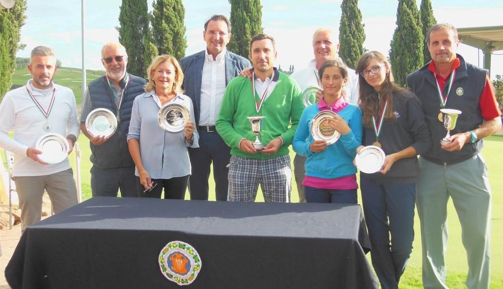 Mazzetti e Nardi vincono il Trofeo Regionale di seconda e terza categoria