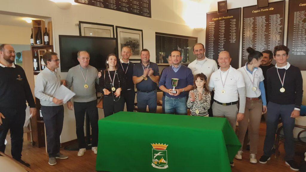 CASTELFALFI VINCE IL TROFEO REGIONALE TOSCANO MATCH PLAY A SQUADRE 2019