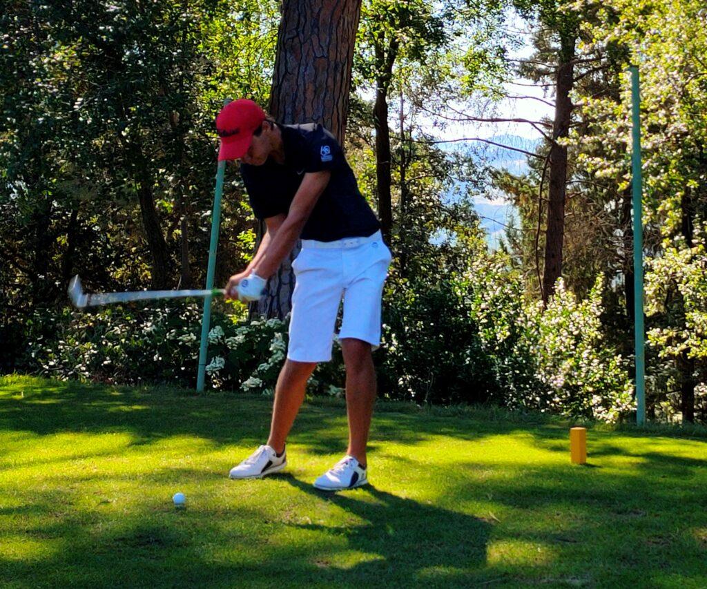Neri Checcucci ottavo a Miglianico nel Campionato nazionale Open