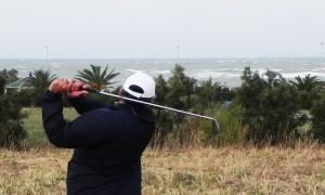 golf vista mare a Banditella
